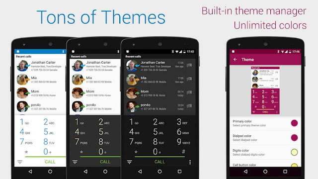 True phone dialer pro full APK