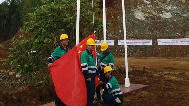 Begini Kronologis Penurunkan Paksa Bendera China di Wilayah NKRI Oleh TNI AL