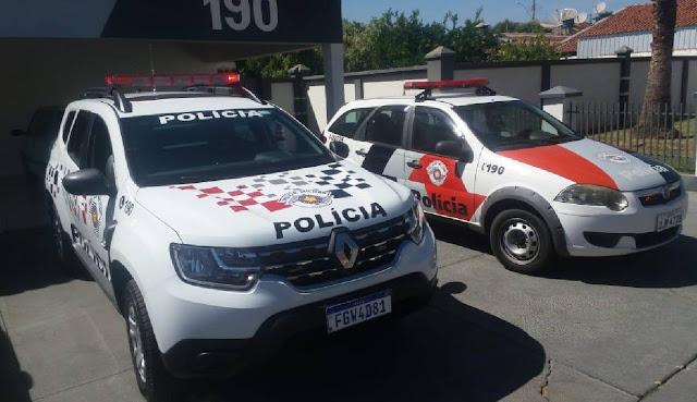 Polícia Militar de Rinópolis recebe nova viatura