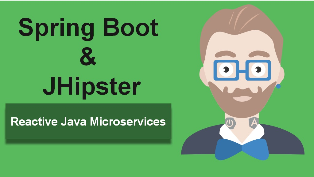Spring Boot and JHipster With Reactive Microservices?