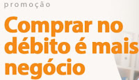 Promoção Compre no Débito Itaú comprenodebito.com.br