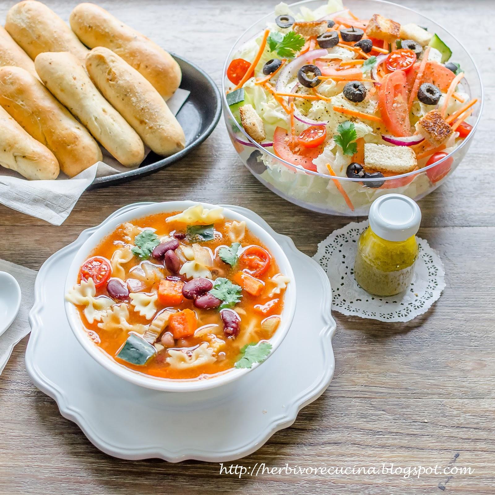 Herbivore Cucina: Olive Garden Salad Dressing