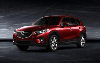 2017 Mazda CX 5 photo moteur
