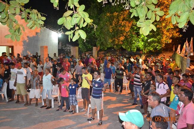 ALDEIAS ALTAS: 'Encontrão com os Homens' e Comício na Vila Costa Pinto marcam atividades da Caravana do 15