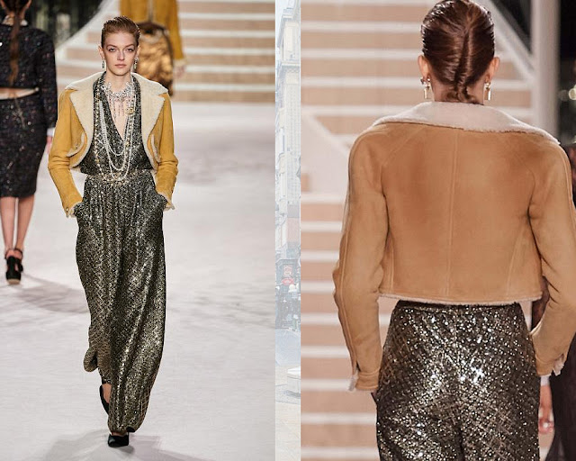 Показ моды Chanel Pre-Fall 2020-2021 9