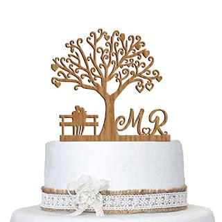 cake topper sposi