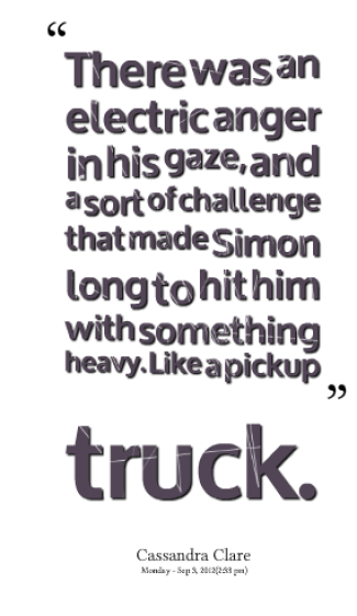 truck pickup dp quotes pictures electric anger