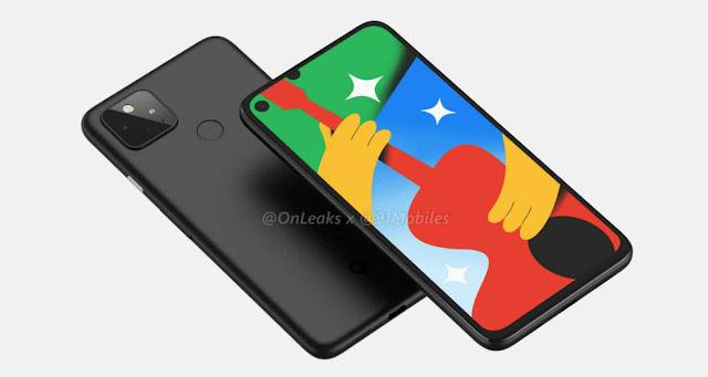 Google Pixel 5: Specs, Launch date, Design and Price