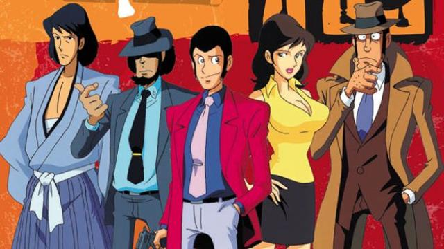 Lupin The 3rd ( Edgar ) Fifth Anime Series Set In France.