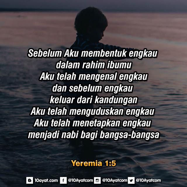Yeremia 1:5