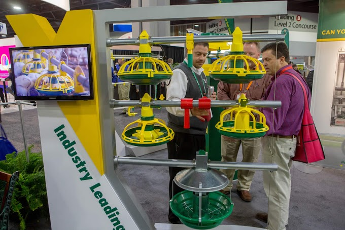 International Production & Processing Expo (IPPE) Expo 2020