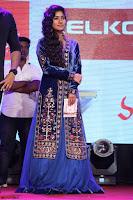 Beautiful Cute Sai Pallavi in dark Blue dress at Fidaa music launch  Exclusive Celebrities galleries 007.JPG