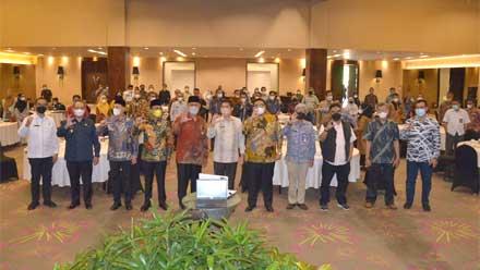 FGD Geopark Ranah Minang menuju Unesco Global Geopark