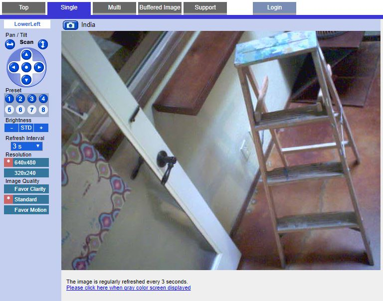 DEAD$HOT360°: How Hackers Hack Security Camera and Webcams
