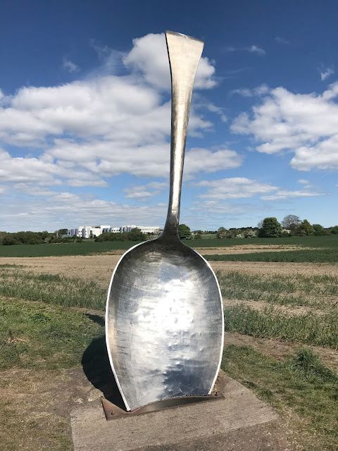 giant spoon cramlington