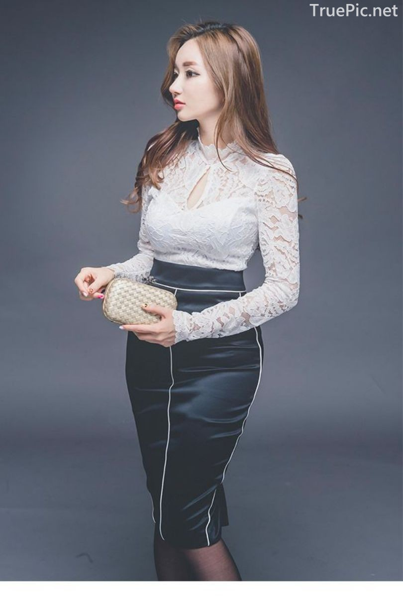 Lee Yeon Jeong - Indoor Photoshoot Collection - Korean fashion model - Part 8 - TruePic.net- Picture 4
