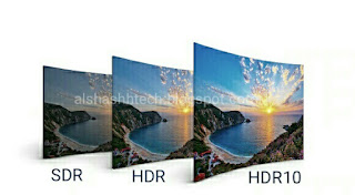 What is HDR on screen TV?  And why is it one of the great techniques for visualizing visuals?