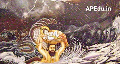 Miracles during the birth of Sri Krishna!