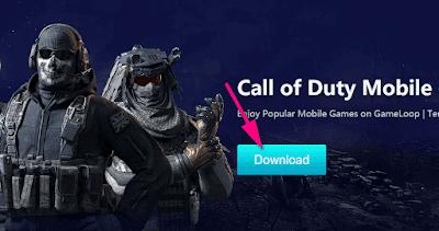 تحميل لعبة Call of Duty Mobile على الكمبيوتر 2020