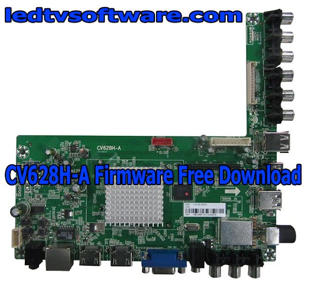 CV628H-A Firmware Free Download