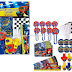 Amscan Rockin' Blaze and the Monster Favor Set (48 Piece)