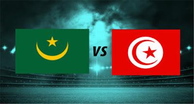 مشاهدة مباراة تونس وموريتنيا بث مباشر اليوم 6-9-2019 مباراة ودية
