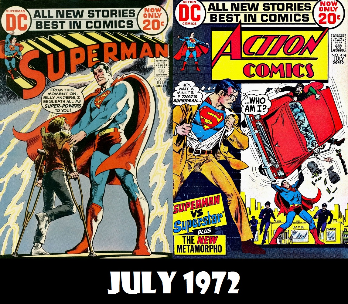 Superman in the Bronze Age: Superman in the Bronze Age