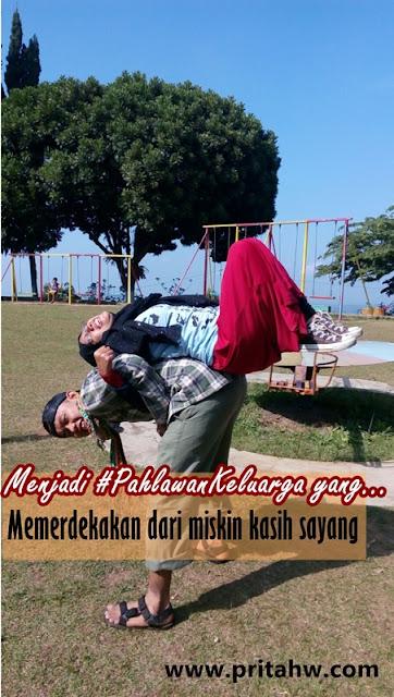 Kudo Indonesia pahlawan keluarga