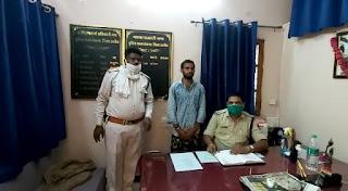 चकिंग के दौरान थाना पंवासा पुलिस को मिली बड़ी सफलता