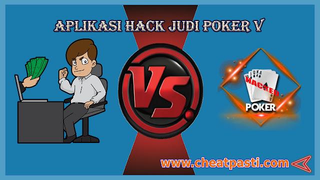 Aplikasi Hack Judi Poker V - Cheat Game Onlines