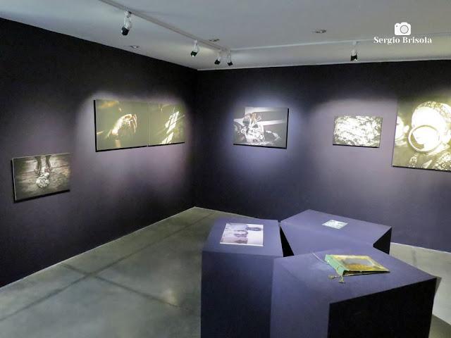 Vista de um dos setores expositivos do Museu da Imagem e do Som (MIS-SP) - Jardim Europa - São Paulo