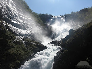Kjosfossen, Norway
