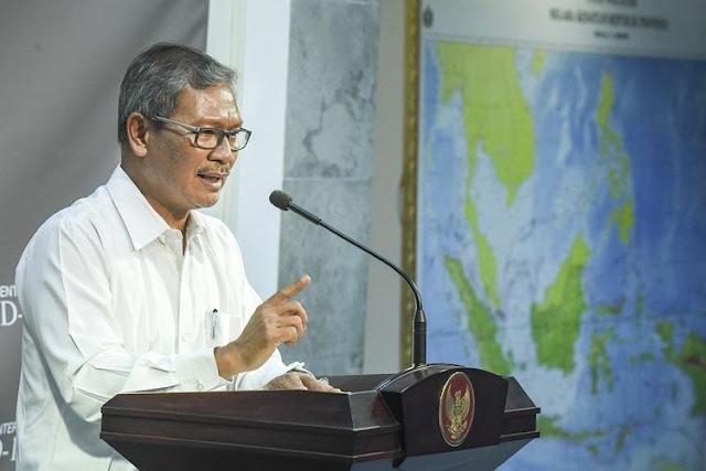 Kasus Covid-19 di Indonesia Bertambah 2, Total 6 Orang Positif