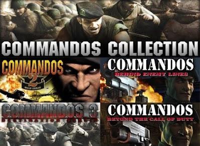 Commandos 2: HD Remaster ve Commandos Serisi