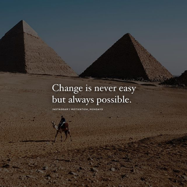 Merubah diri