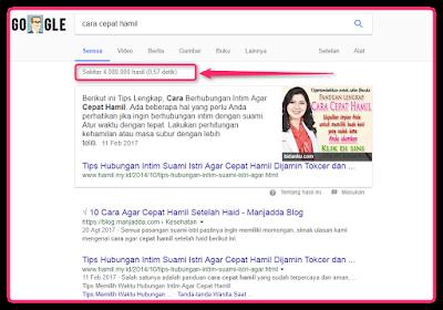 trik jitu meriset potensi niche sobat dengan google search