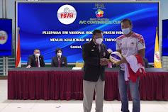 Ketum PP PBVSI : Berharap  Timnas Voli Pantai Mampu Tunjukkan Prestasi di Thailand
