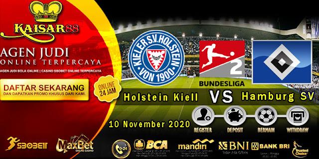 Prediksi Bola Terpercaya Liga Jerman 2 Holstein Kiell Vs Hamburg SV 10 November 2020