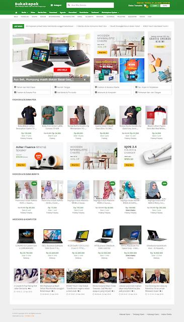 Marketplace Multi Seller Multi Buyer v.2.0
