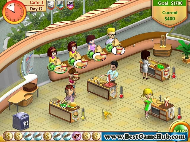 Amelies Cafe PC Game Free Download Full Version