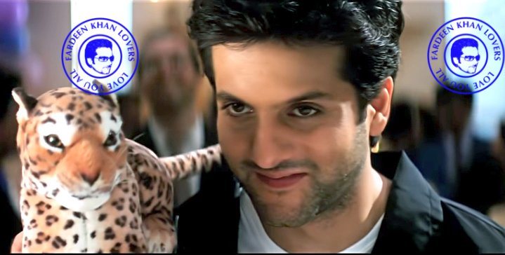 Fardeen Khan Smile Is The Best Medicine In The World So Keep