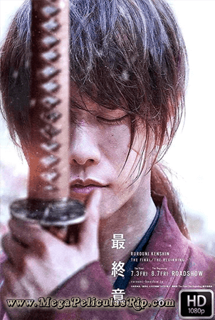 Rurouni Kenshin: The Beginning [1080p] [Latino-Japones-Ingles] [MEGA]