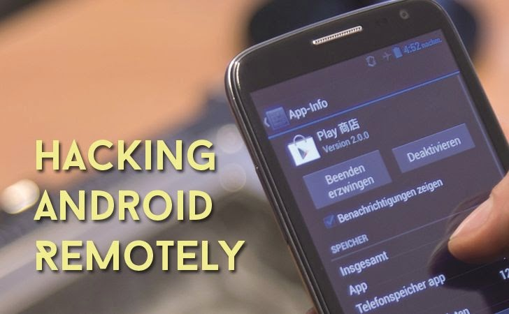 Hackers Can Remotely Install Malware Apps to Your Android Device