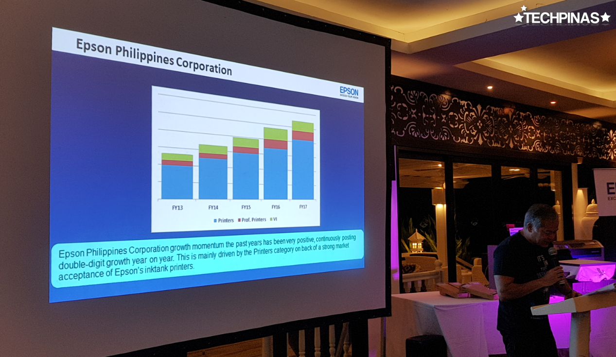 Epson Philippines Leads Key Segments, Has Dominant Market Share in