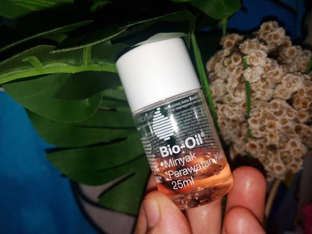 bio oil stretch mark