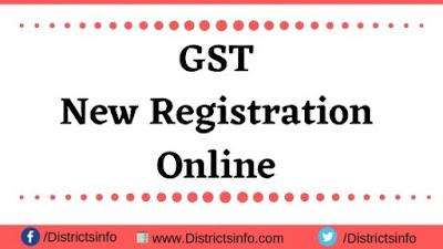 GST New Registration Online