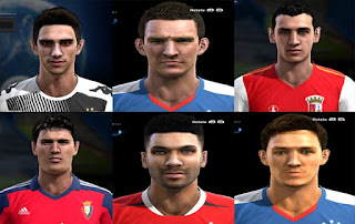 Mix Facepack v3 Pes 2013