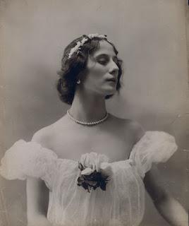 Anna Pavlova dans Giselle