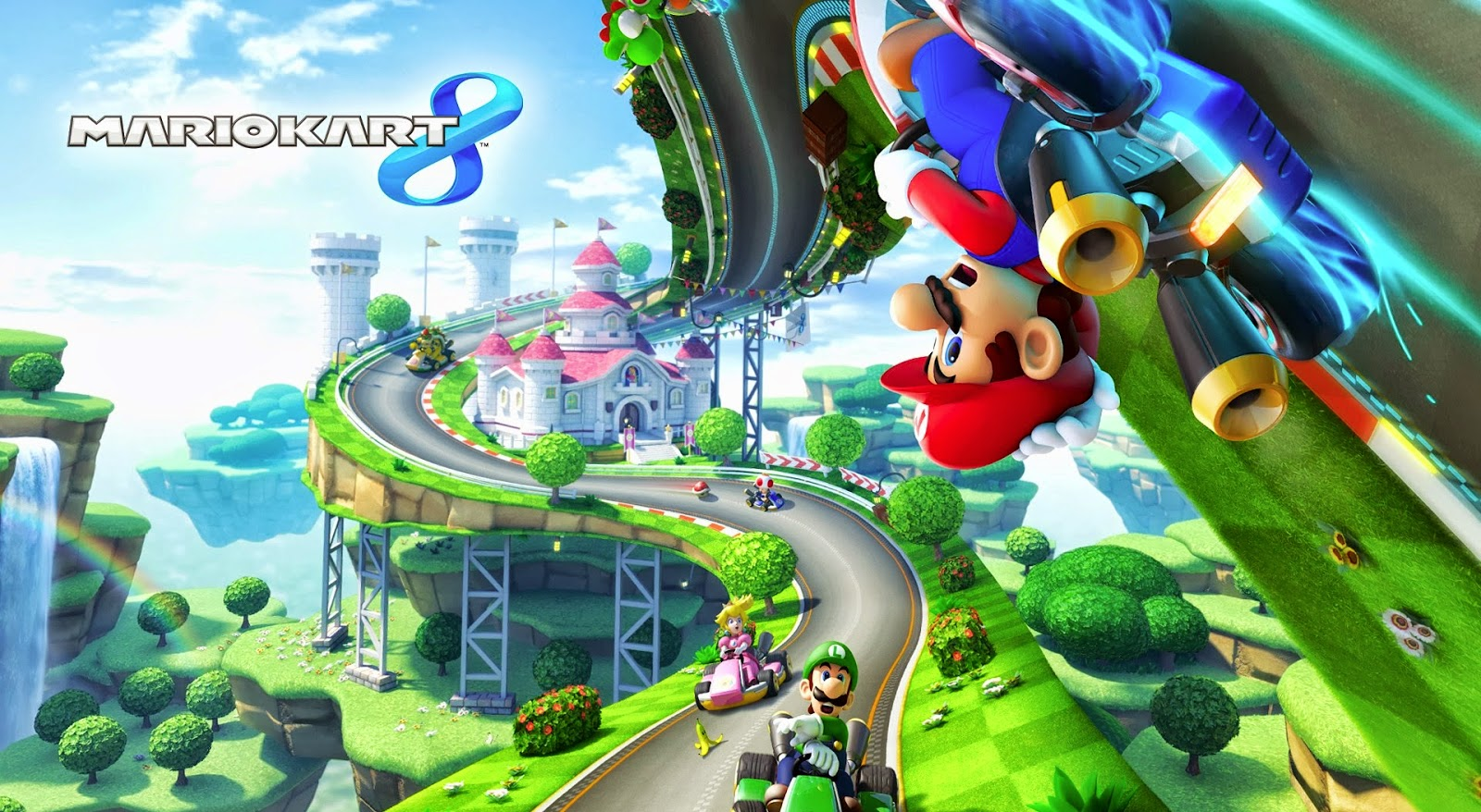 Buy Mario Kart 8 Online And Play Now