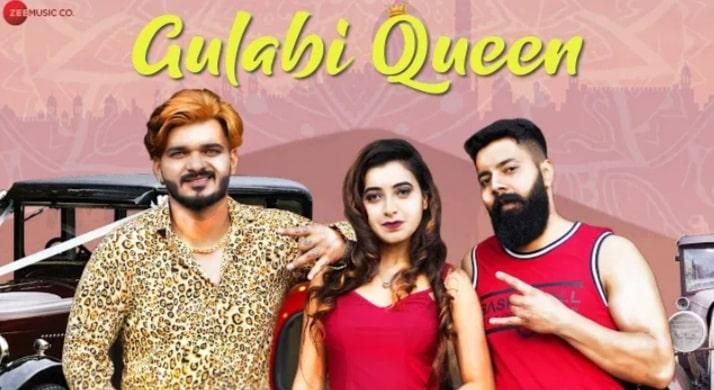 Gulabi Queen Lyrics - Aisha, Arshima & Maddy A   Eshan Bha